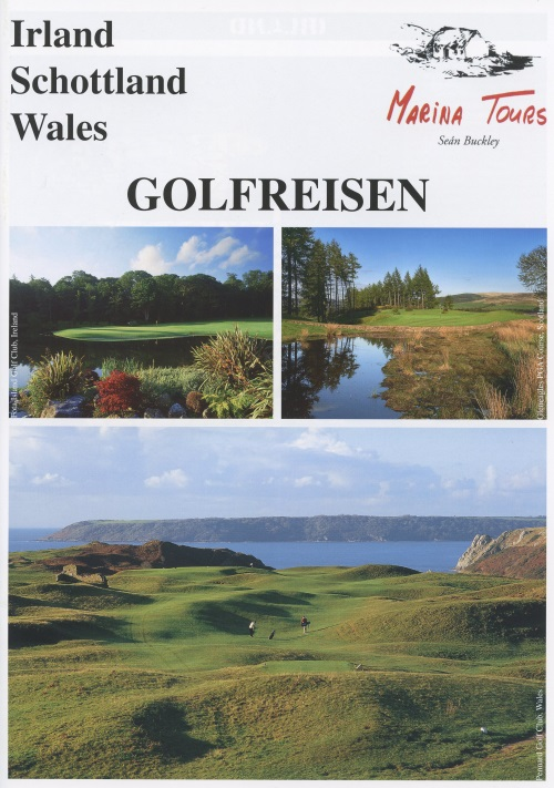 Golf Katalog Marina Tours