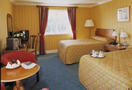 Portmarnock Hotel & Golf Links Irland Dublin Bedroom